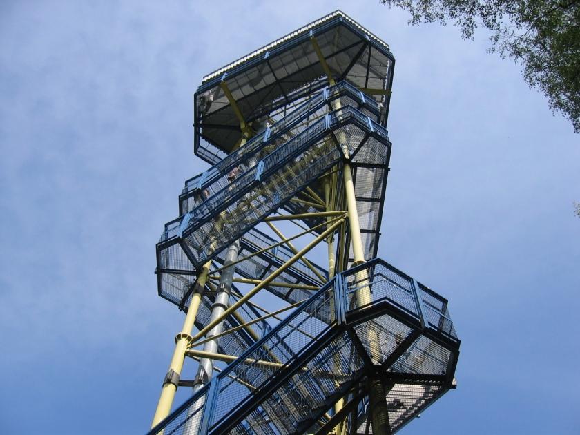 Krefeld-Hülser Berg – Wildgehege – Aussichtsturm – WanderBlog